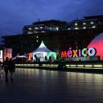 proyecto mexico domo geodesico