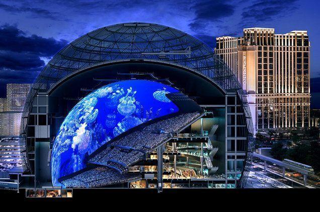 Madison Square Garden Sphere